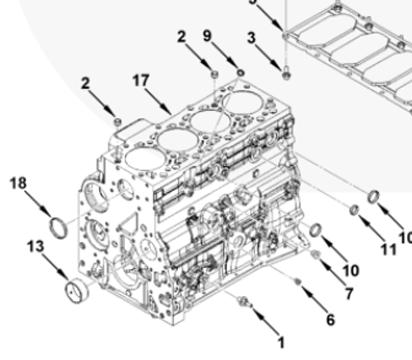 [GJFJ_338]  4BTA3.9| 6BTA5.9| 6CTA8.3| 6LTA8.9| Cummins Engine Parts | Cummins Engine Parts Diagram |  | Cummins Engine