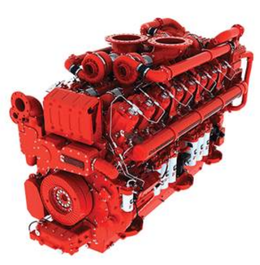 Cummins QSK 95 Engine- Most Powerful High-speed Diesel Engine on Locomotive