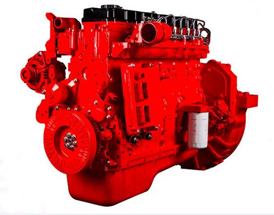 """Cummins ISDe Engine """"Der zuverlässigste Mittelständische Motor im Jahr 2017"""""""