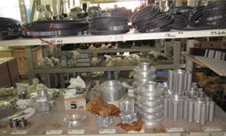 Motor de piezas de repuesto